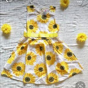 Sunflower girls dress size 1